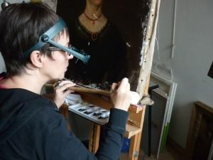 Restauration d'art - Aix-en-Provence-Isabelle FORIAT